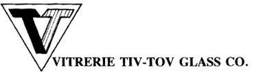 Logo de Vitrerie Tiv-Tov (portes et fenêtres Montréal)