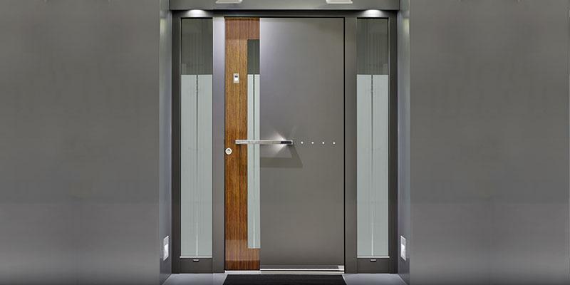 Vente et installation de porte résidentielle et commerciale à Montréal et Laval - Vitrerie Tiv-Tov (Portes et fenêtres à Montréal)