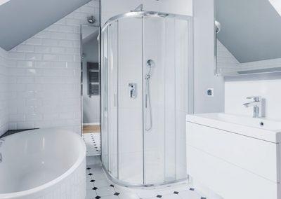 Fabrication et installation de cabine de douche en verre sur mesure a Montreal et Laval - Porte et fenetre Montreal